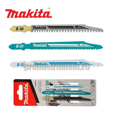 Bộ 3 lưỡi cưa lọng hợp kim Makita B-06292
