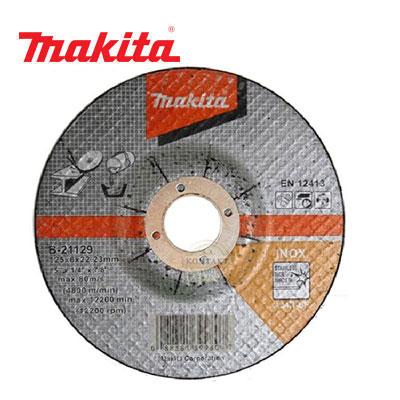 Đá mài inox 125mm Makita B-21129