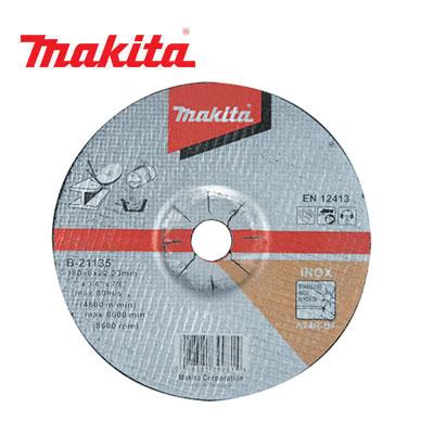 Đá mài inox 180mm Makita B-21135
