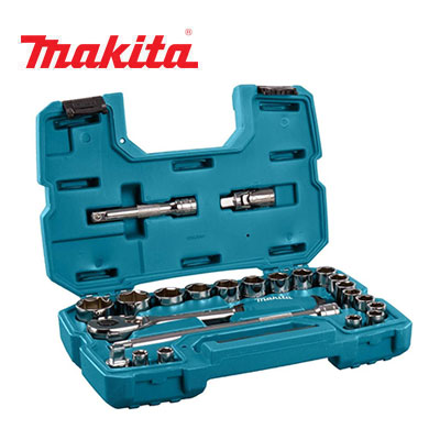 "Bộ tuýp 23 chi tiết 1/2"" Makita B-65589"