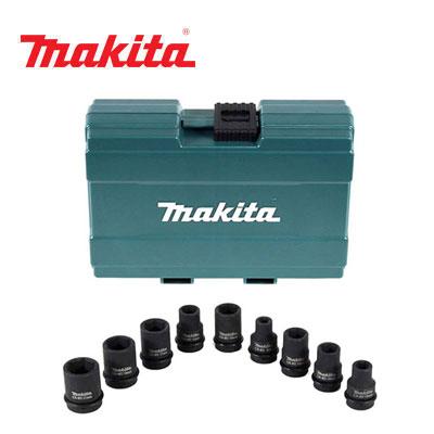 """Bộ đầu tuýp 1/2"""" 9 chi tiết Makita B-66232"""