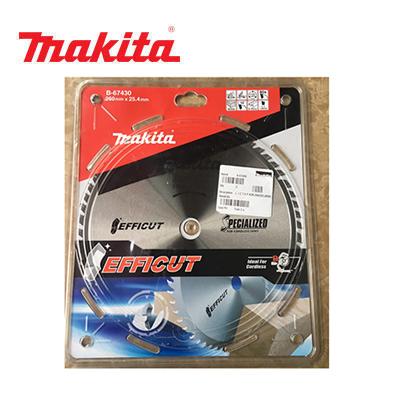 Đĩa cắt gỗ hợp kim 260mm Makita B-67430
