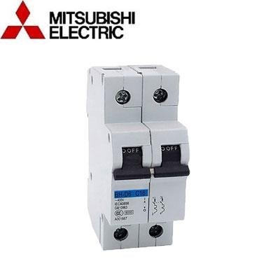 Aptomat (MCB) Mitsubishi BH-D6 2P 0.5A