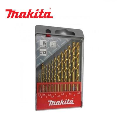 Bộ mũi khoan sắt 13 mũi Makita D-43577