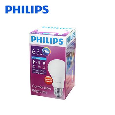 Bóng đèn LED bulb PHILIPS 6.5W E27