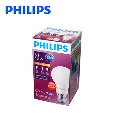 Bóng đèn LED bulb Philips 8W E27