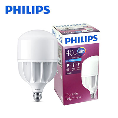 Bóng LED trụ Philips TForce Core HB 40W