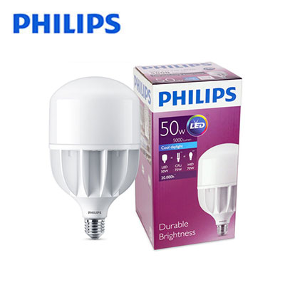 Bóng LED trụ Philips TForce Core HB 50W