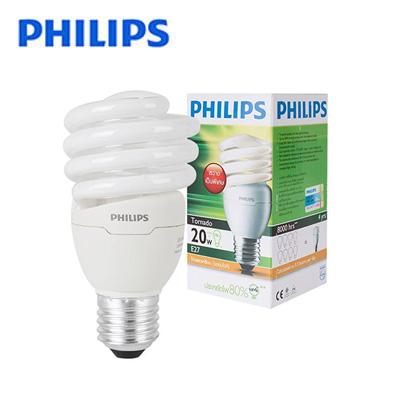 Bóng đèn Compact Philips Tornado 20W