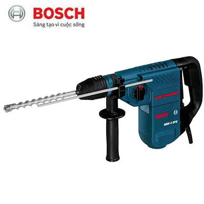 Máy Khoan búa 750W Bosch GBH 4 DFE