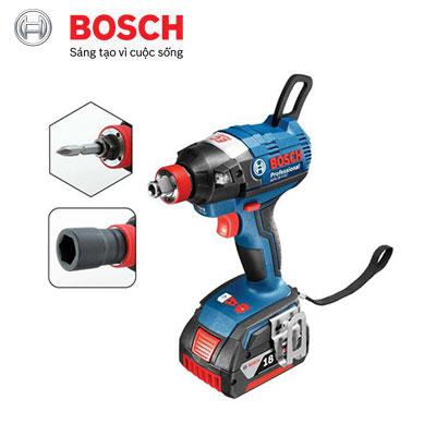 Máy khoan dùng pin Bosch GDX 18V-LI
