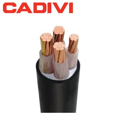 Dây Cáp Điện Cadivi CXV 3x4.0+1x2.5