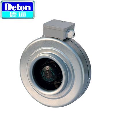 Quạt hút nối ống Ø125 Deton CDF125B