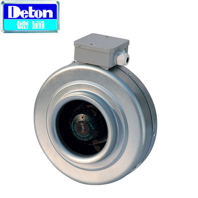 Quạt hút nối ống Ø250 Deton CDF250B