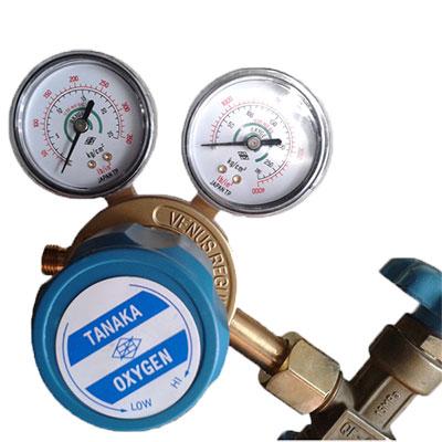 Đồng hồ oxy Tanaka CGA-540L