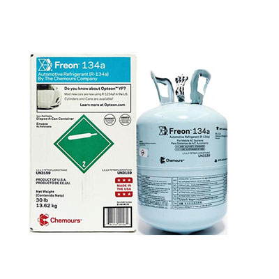 Gas Chemours Freon R-22