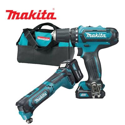 Bộ máy khoan cắt pin Makita CLX206SX1