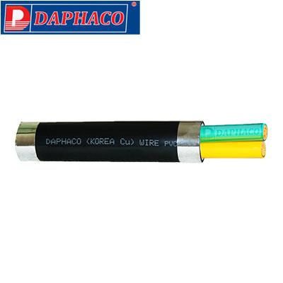 Cáp điện lực 2 lõi Daphaco CVV 2×1.5