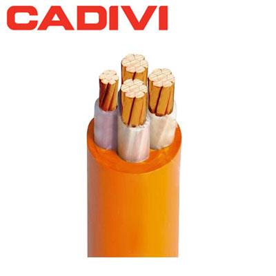 Dây Cáp Điện Cadivi CXV/FR 4x1.0