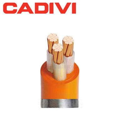 Cáp điện chậm cháy Cadivi CXV/FRT-3x1.5