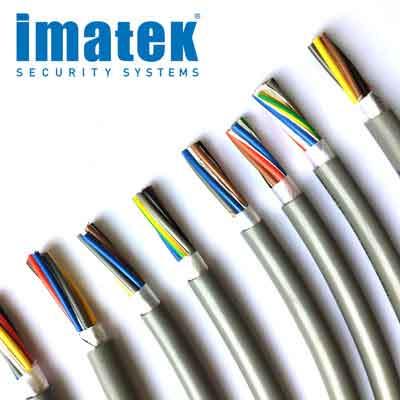 Cáp điều khiển có lưới Imatek