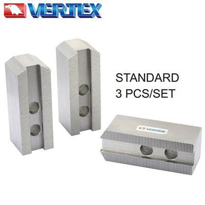 Chấu mềm mâm cặp thủy lực Vertex VHC