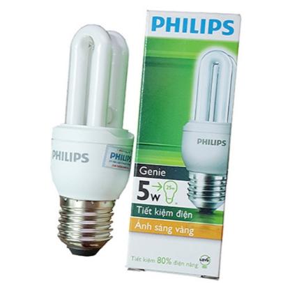 Bóng đèn Compact Philips 5W