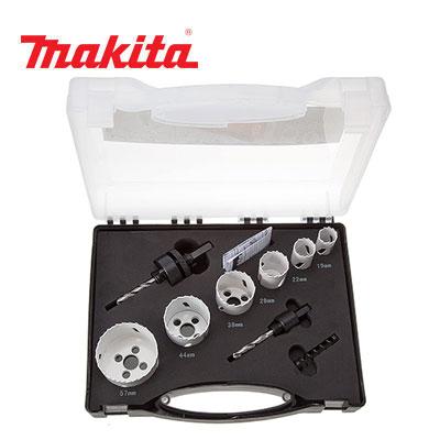 Bộ 6 mũi khoét 19-57mm Makita D-47117
