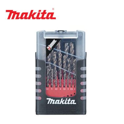 Bộ mũi khoan 19 mũi Makita D-50457