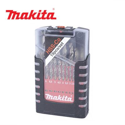 Bộ mũi khoan 19 mũi Makita D-50463