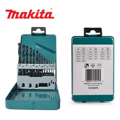 Bộ 13 mũi khoan sắt Makita D-54019