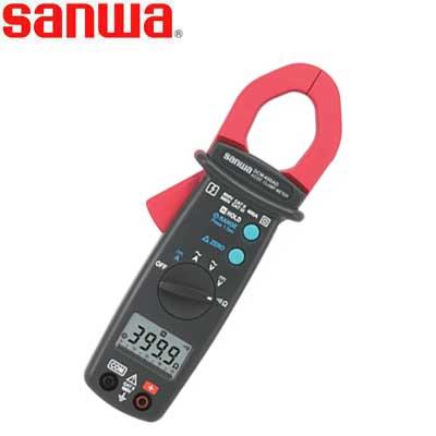 Ampe kìm dòng AC/DC Sanwa DCM400AD