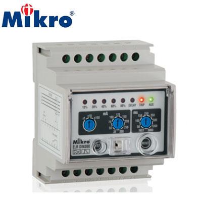 Relay bảo vệ dòng rò Mikro DIN300-240A