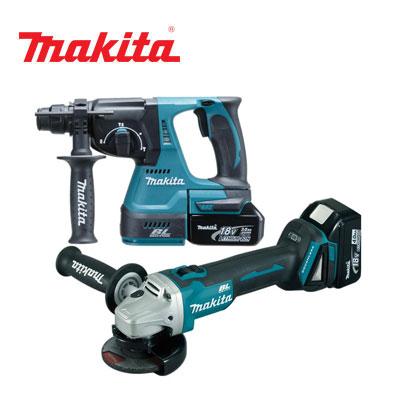 Bộ máy khoan, máy mài Makita DLX2161X