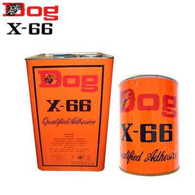 Keo con chó X-66