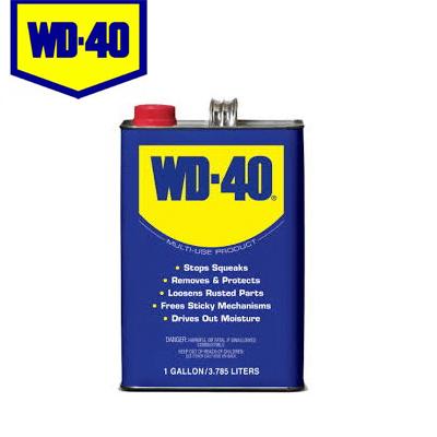 Dầu bôi trơn chống gỉ WD-40 dạng can