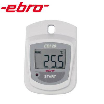 Thiết bị ghi hình nhiệt độ Ebro EBI 20-T1