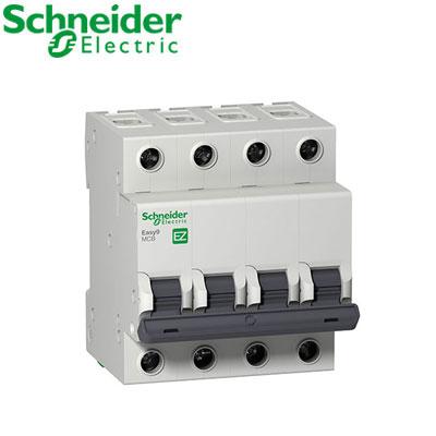 Aptomat 4P (MCCB) Schneider EZ9F34440