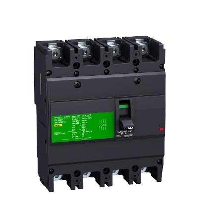 Aptomat (MCCB) Schneider EZC250N4063