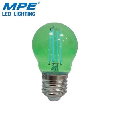 Bóng đèn LED xanh MPE 2.5W FLM-3GR