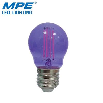 Bóng đèn LED tím MPE 2.5W FLM-3PU