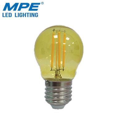 Bóng đèn LED vàng MPE 2.5W FLM-3YL