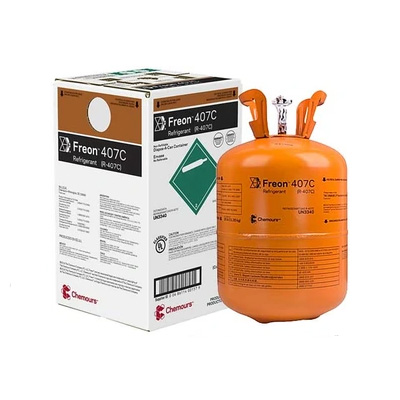 Gas Chemours Freon R407C