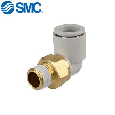 Đầu nối nhanh hệ mét SMC dòng KQ2