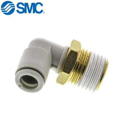 Đầu nối nhanh hệ mét SMC KQ2L06-02AS