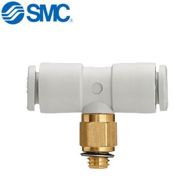 Đầu nối nhanh hệ mét SMC KQ2T06-02S
