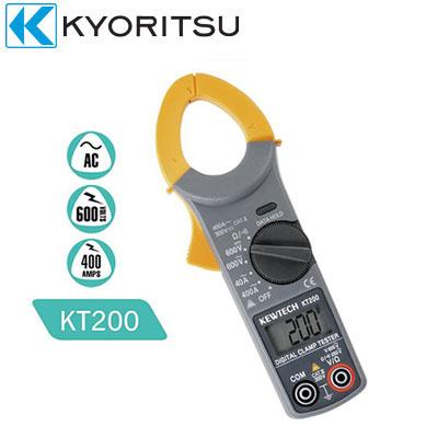 Ampe kìm Kewtech Kyoritsu KT200(400A)