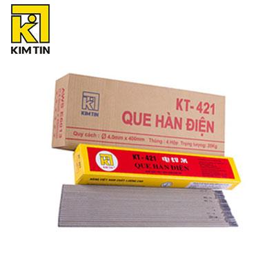 Que hàn carbon thấp KT421 - 2.5 Kim Tín