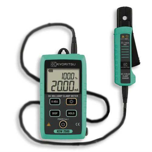 Ampe kìm DC Kyoritsu 2500
