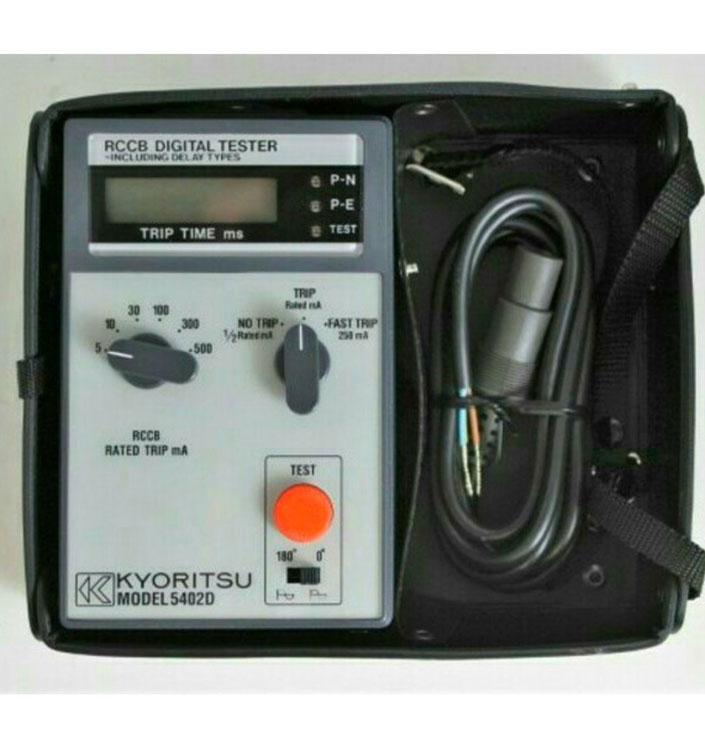 Thiết bị kiểm tra dòng dư Kyoritsu 5402D